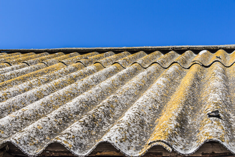 Asbestos Garage Roof Removal Costs Poole Dorset